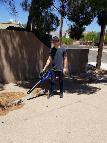 Tucson Desert Cleaning
