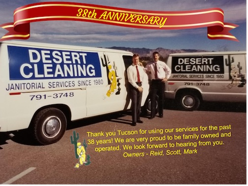 Desert Cleaning Janitorial Tucson